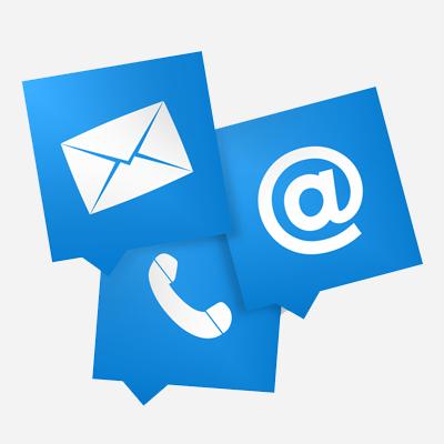 Contact webdesign bureau CMS Designs