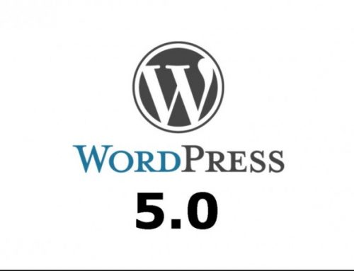 Officiële release WordPress 5.0 op 19 november