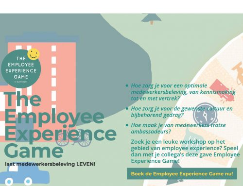 The employee experience game