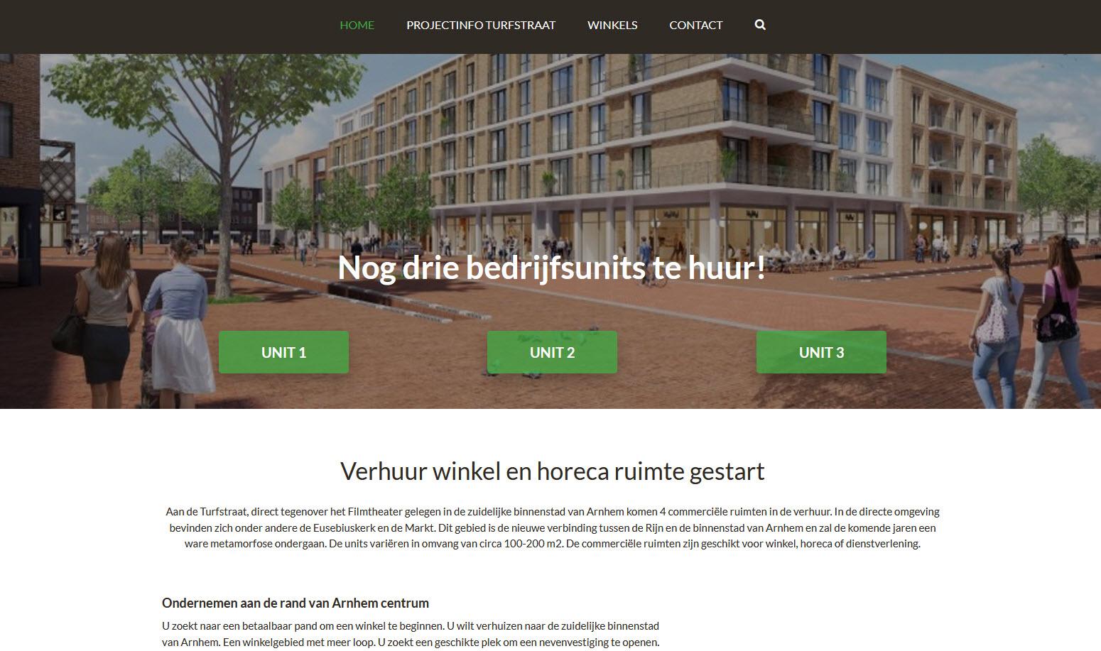 Turfstraat Arnhem