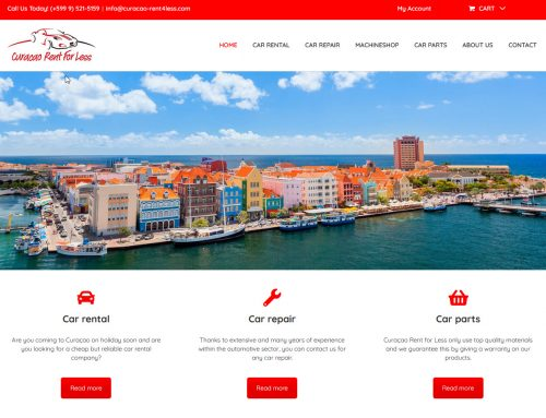 Curacao Rent 4 Less